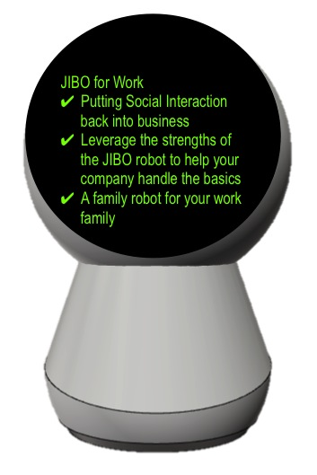 JIBO for Work